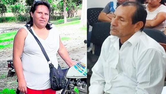 San Martín: Profesor Leoncio Daza Tejada (58) acusado de prenderle fuego a su conviviente mientras dormía, pidió su libertad argumentando que está expuesto a contagio de COVID-19, pero su pedido fue rechazado.