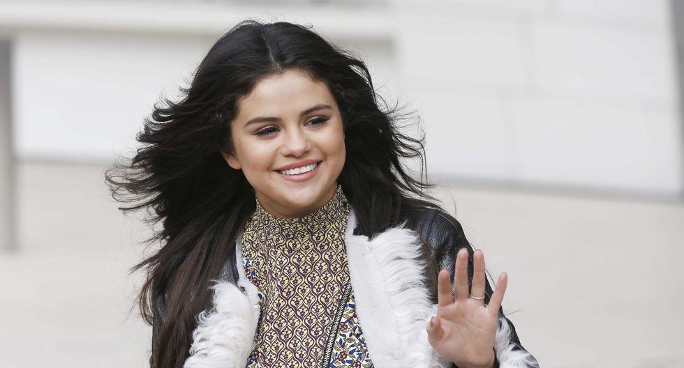 Selena Gomez se pronuncia sobre el estreno de su nuevo tema y sobre la ansiedad (Foto: EFE)