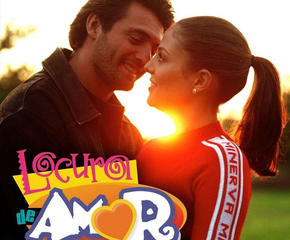 Locura de amor fue una telenovela juvenil que lanzó en su primer protagónico a Adriana Nieto (Foto: Televisa)