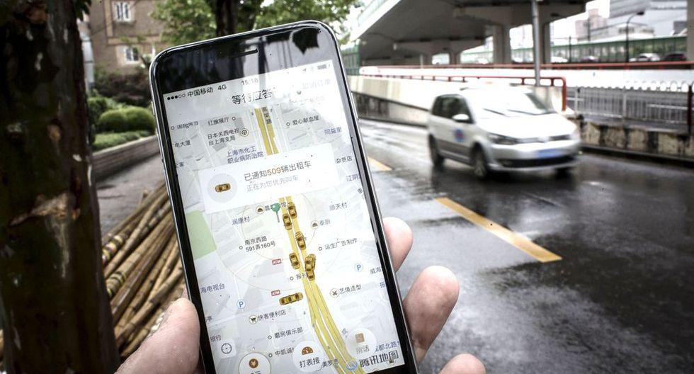Para este 2019 la empresa, con sede en Pekín, ha escogido a Chile y Colombia para expandir su participación en el mercado de las plataformas de movilidad compartida en América Latina. (Foto: Bloomberg)