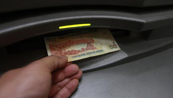 Los robos en cajeros automáticos se producen sobre todo en distritos residenciales, aseveró la PNP. (Foto: Archivo GEC)