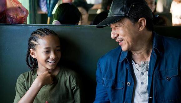 """""""The Karate Kid"""" fue estrenada en cines en todo el mundo el 11 de junio de 2010 por Sony Pictures. La película ganó $ 359 millones con un presupuesto de $ 40 millones. (Foto: Columbia Pictures)"""