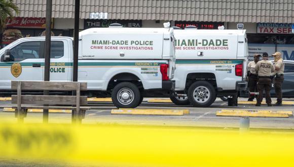 De acuerdo al diario Miami Herald, las personas a las que dispararon los tres arrestados habían acudido también a la fiesta de graduación que se desarrolló en Hookah Inn, ubicado en el suroeste del condado. (Foto Referencial: EFE/EPA/CRISTOBAL HERRERA-ULASHKEVICH).