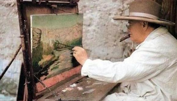 La familia de Churchill vende sus cuadros para pagar al fisco