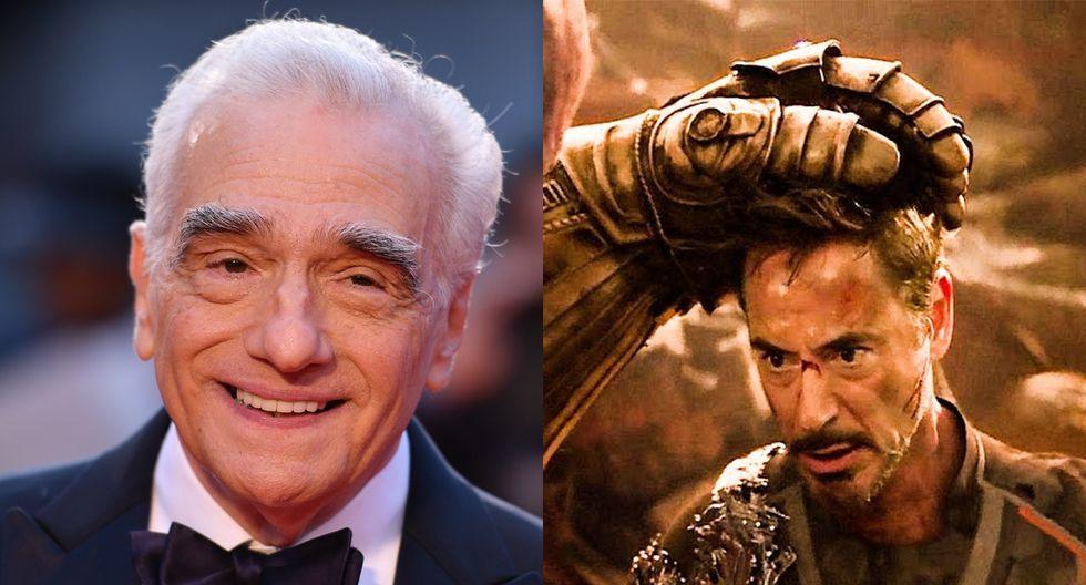 Una semana después de su crítica original, Martin Scorsese vuelve a pronunciarse sobre las películas de Marvel Studios. Fotos: AFP/ Disney.