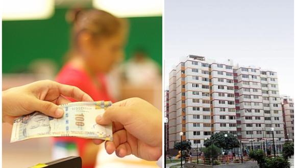 Ricardo Arbulú, presidente del Comité de Análisis de Mercado de la Asociación de Empresas Inmobiliarias del Perú (ASEI), destacó esta variación en beneficio de las familias peruanas por su efecto sobre las cuotas mensuales. (Foto: Archivo)