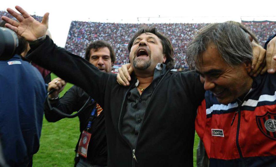 Ricardo Caruso Lombardi reveló que le llamaron de Alianza Lima. (Foto: AFP)