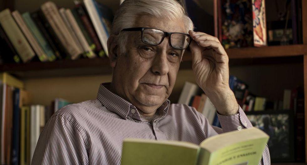 Con esta novela, Cueto obtuvo el II Premio de Narrativa Alcobendas Juan Goytisolo. (Foto: Anthony Niño de Guzmán)