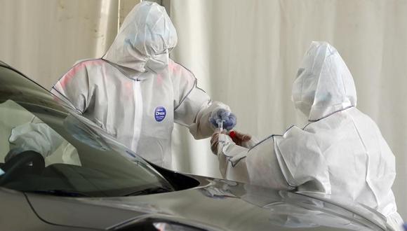 Coronavirus en Francia | Últimas noticias | Último minuto: reporte de infectados y muertos hoy, domingo 1 de noviembre del 2020. (Foto: EFE/EPA/Guillaume Horcajuelo).