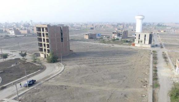 Estos terrenos de uso residencial están ubicados en Ate, Carabayllo, Comas, La Molina y Puente Piedra. (Foto: Difusión)