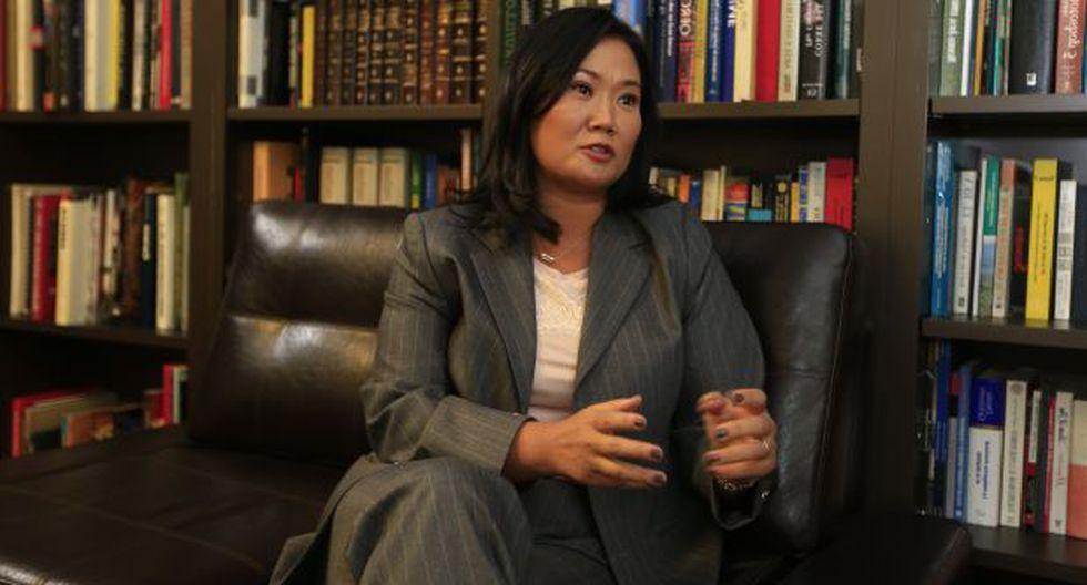 Keiko Fujimori pide indemnizar a comandos de Chavín de Huántar
