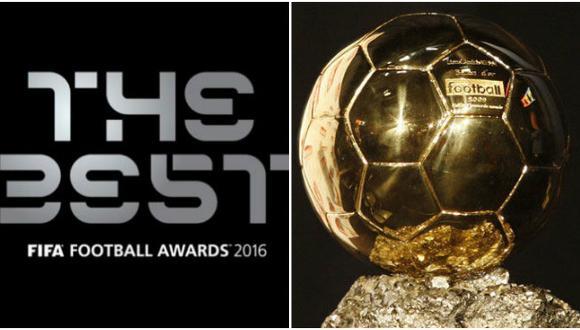 ¿Qué diferencias hay entre el Balón de Oro y premio The Best?