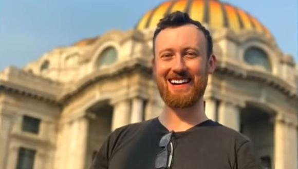 Brad viajaba a varios países con el único fin de seducir a las mujeres, a quienes convencía de tener intimidad para grabarlas sin su autorización (Foto: Instagram de Brad Hunter)