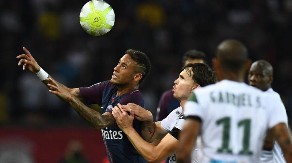 Neymar está demostrando que su llegada es una buena inversión para el PSG.  (Foto: agencias)