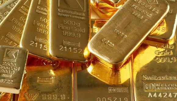 El impacto de la variante Delta y el menor rendimiento de los bonos del Tesoro de Estados Unidos empujaban al alza el precio del oro. (Foto: Reuters)
