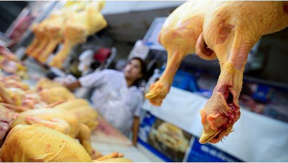 El encarecimiento del precio del pollo no responde a factores especulativos, sino a temas de mercado, indicó el Minagri. (Foto: GEC)