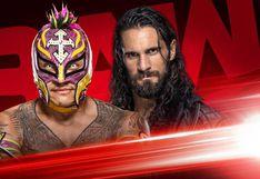 WWE EN VIVO: sigue AQUÍ el Monday Night Raw que tiene a Rey Mysterio como protagonista | EN DIRECTO