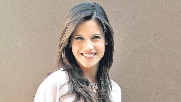 """María Pía Copello: """"Viviré mi embarazo en la TV"""""""