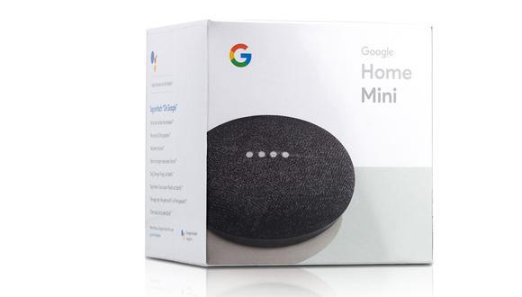 ¿Cómo puedo configurar de forma rápida y segura mi Chromecast o Home Mini de Google? (Foto: Google)