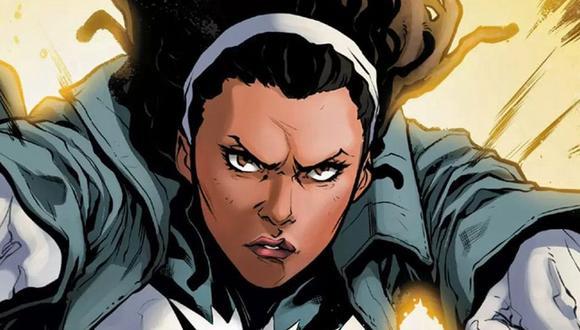 Monica Rambeau obtuvo superpoderes cuando intentó detener a un criminal que estaba creando un arma disruptiva de energía. Ella absorbió la energía extradimensional. (Foto: Marvel Comics)