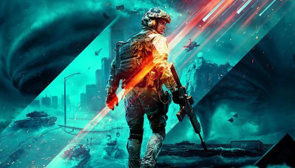 Battlefield 2042. (Imagen: EA)
