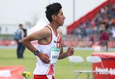 JJ.OO. de la Juventud: Kevin Cahuana ocupó puesto 13 en los primeros 5 mil metros marcha