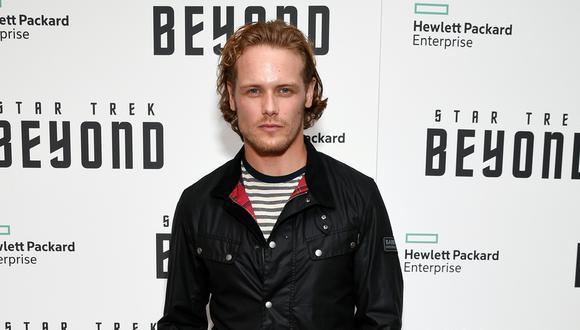 """Sam Heughan interpreta a Jamie Fraser en """"Outlander"""". (Foto: AP)"""