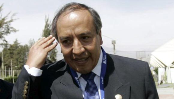 Piden prisión preventiva para ex presidente regional Acurio