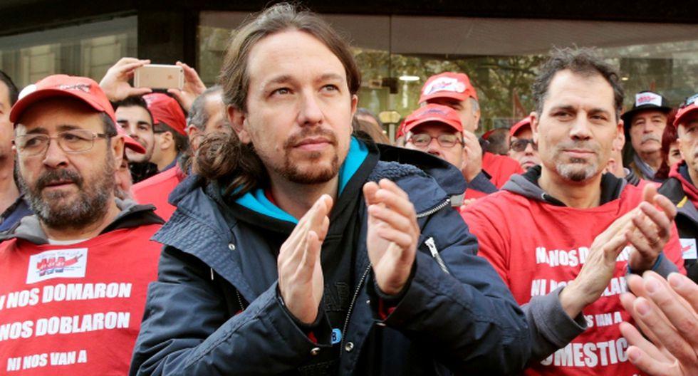 """""""Necesitamos un Podemos que no sea partido de Pablo Iglesias"""""""