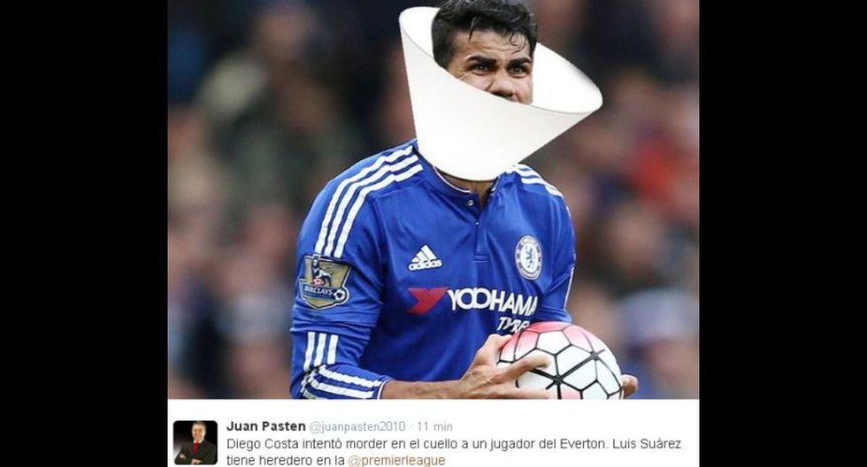 Los memes del mordisco de Diego Costa en la FA Cup [GALERÍA] - 3