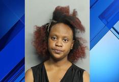 Mujer de 19 años graba video mientras maltrata a su bebé de 5 meses y lo envía al padre en Miami