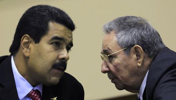 Venezuela entregó US$18 mil millones a Cuba en 3 años