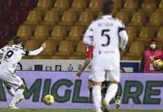 Juventus vs. Benevento: Así fue el golazo de Morata para el 1-0 de la 'Vecchia Signora' | VIDEO