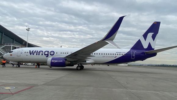 La aerolínea colombiana lanzará la ruta Lima-Bogotá a partir del 28 de junio.(Foto: Wingo)