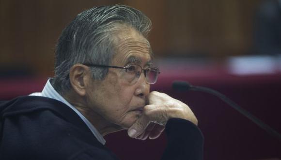 Fujimori apeló fallo en Chile que amplía su extradición