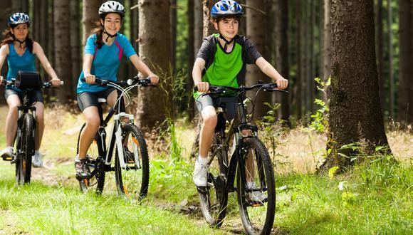 Motiva a tus hijos a realizar ejercicios físicos