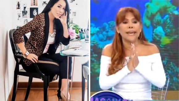 La empresaria Patty Wong anució que demandará a Magaly Medina y a su extrabajador. (Instagram: @pattywogp / Captura de pantalla / ATV).