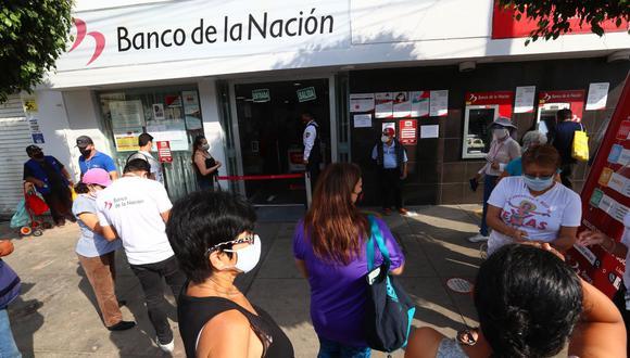 El Bono 350 ayudará económicamente a las personas más pobres de nuestro país. (Foto: Andina / Referencial)