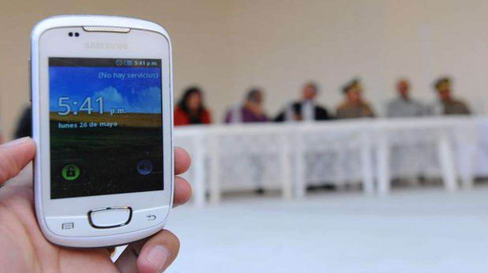 Bloqueadores de celulares ya funcionan en dos penales del norte - 3