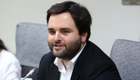 Alberto de Belaunde fue uno de los congresistas que denunció los casos de desaparecidos durante las marchas de noviembre del 2020. (Foto: Archivo Congreso)
