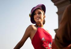 Miss Universo 2021: Janick Maceta y su desfile en traje típico
