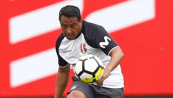 Nolberto Solano sería el elegido para dirigir a la selección peruana que disputará los Juegos Panamericanos. (Foto: GEC)