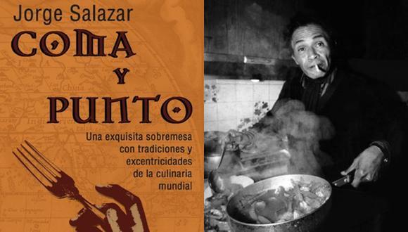 """Publican """"Coma y punto"""", el libro póstumo de Jorge Salazar"""