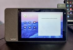 Lenovo Thinksmart View   Lo que debes saber antes de comprar esta tableta para videoconferencias