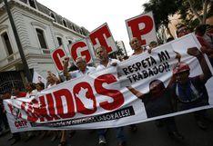 Negociaciones sindicales le cuestan S/ 2.000 millones al Estado, según el MEF