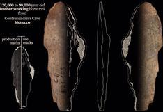 Científicos descubren que los antiguos humanos ya fabricaban ropa hace 120.000 años