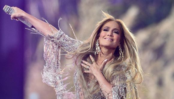 """Jennifer Lopez se prepara para película """"Atlas"""", un thriller de ciencia ficción para Netflix. (Foto: AFP)"""