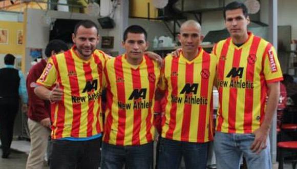 Sport Boys presentó camiseta alterna: ¿A cuál se parece?