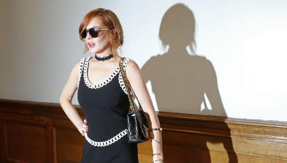 Lindsay Lohan busca a J.K. Rowling para escribir su libro