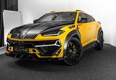 Lamborghini Urus: el fenómeno del tuning llega a la SUV de lujo   FOTOS